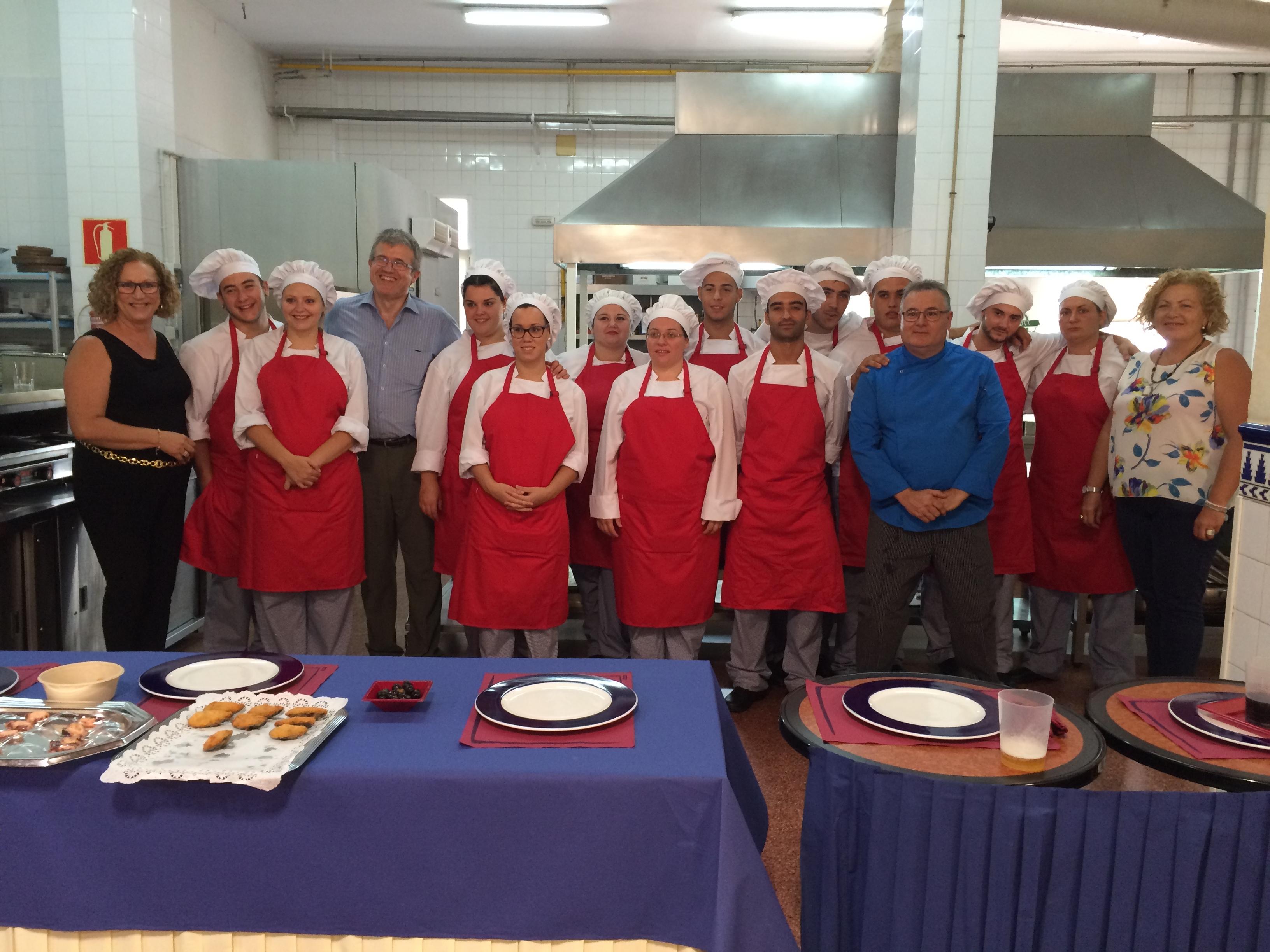 Nuevos Alumnos Formados En Cocina Gracias A La Adle Harán