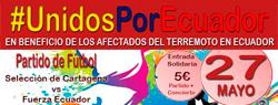 Partido Solidario #UnidosPorEcuador