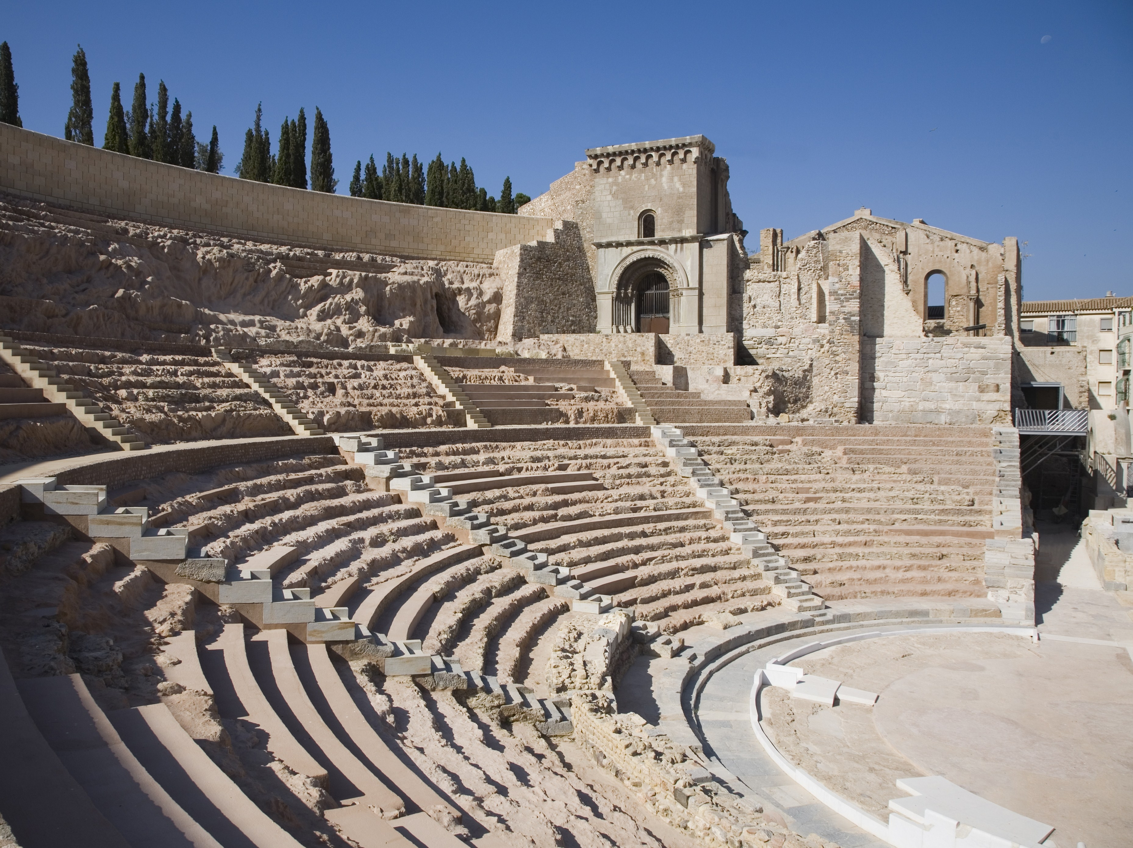 Foto Teatro Romano