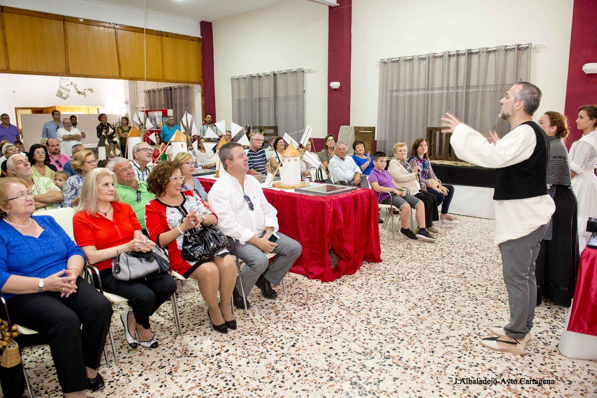 Santa ana cierra su i semana cultural del molino y el for Ejemplo protocolo autocontrol piscinas