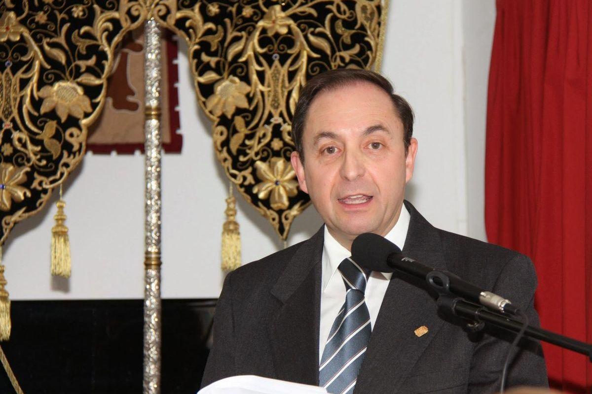 Elección de Ginés Fernández Garrido como pregonero de la Semana Santa