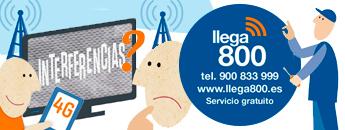 Interferencias 4G Cartagena