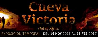 Cueva Victoria. Out Of Africa. Exposición Temporal. Museo Arqueológico Municipal