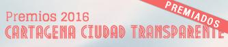 Premiados Premios 2016 Cartagena Ciudad Transparente