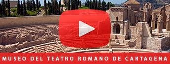 Vídeo Museo Teatro Romano de Cartagena