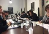 Reunión de la Comisión de Empleo de la FEMP - Se amplía imagen