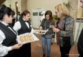 Demostración de los alumnos del Curso de Cocina y Restauración de la ADLE  - Ampliar imagen