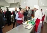Demostración de los alumnos del Curso de Cocina y Restauración de la ADLE  - Se amplía imagen