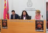Presentación del II Certamen de Teatro Aficionado de Cartagena