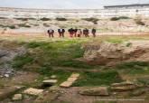 Los primeros sondeos en el anfiteatro empiezan a confirmar algunas de las hipótesis planteadas por los arqueólogos