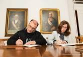 Firma del acuerdo entre la ADLE y el CEFIC - Se amplía imagen