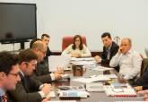Reunión Mesa de Estrategia Económica - Se amplía imagen
