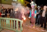 Desfile y quema de don Carnal