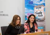 Presentación de las acciones de formación del programa Friendly Beach en Cartagena - Ampliar imagen