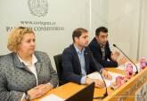 Presentación de la jornada de empleabilidad Itinere para jóvenes cartageneros - Ampliar imagen