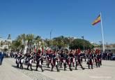 Homenaje a Martín Álvarez por los Granaderos Marrajos