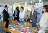 Itinere muestra en la UNED las diferentes opciones de los jóvenes para incorporarse al mundo laboral - Se amplía imagen