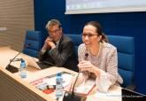 Presentación de la jornada por el Día Mundial de la Innovación y la Creatividad