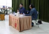 Visita Antonio Aguilar Premio Mandarache