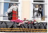 Accésit II Concurso de Fachadas y Balcones de Semana Santa