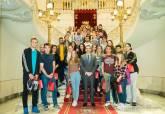El alcalde acerca la realidad municipal a los estudiantes de Gestión Administrativa del centro ISEN