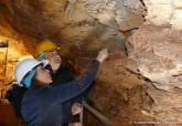 Visita a Cueva Victoria vecinos de El Albujón
