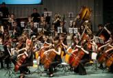 Orquesta del Conservatorio de Música de Cartagena. XX edición de Entre Cuerdas y Metales