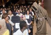 Entrega de premios 'En mi Verso soy Libre' en el Hospital Santa Lucía