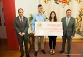 Entrega del I Premio de la Fundación Tomás Ferro