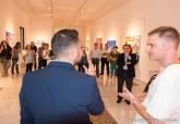 Inauguración exposición de Manuel Cruz