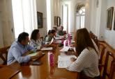 Reunión del Consejo Rector de la ADLE - Se amplía imagen