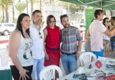 Cartagena pasa veinticuatro horas mirando al mar por una causa benéfica