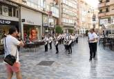 El Día Mundial de la Música llena las calles y plazas de la ciudad portuaria