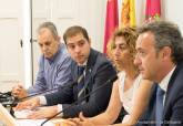El Plásticos Romero Cartagena FS pone en marcha un convenio de becas para sus escuelas en consonancia con la Concejalía de Servicios Sociales