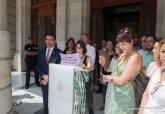Concentración 19J Alerta feminsta contra la violencia machista y por la dotación económica de la lucha contra la misma
