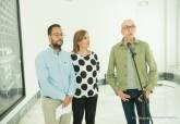 Presentación de la exposición colectiva Ilumina nuestra frontera, de La Mar de Músicas
