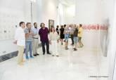 Inauguración de la exposición colectiva 'Ilumina nuestra frontera', de La Mar de Músicas