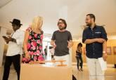 Presentación de la exposición de La Mar de Músicas 'El Ladrillo'