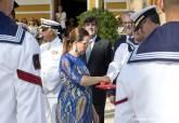 La Armada celebra en el Arsenal de Cartagena el Día de la Virgen del Carmen