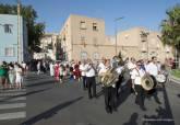 Santa Lucía se vuelca en la celebración de la Virgen del Carmen