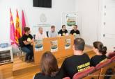 Presentación Travesía Solidaria Playas de la Azohía