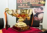 Presentación del IX Master Voley La Manga-UPCT, I Memorial Gustavo Fortea