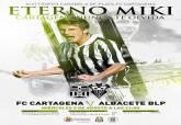Cartel del XLVI Trofeo Carabela de Plata FC Cartagena