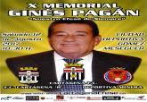 X Memorial Ginés Pagán