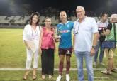 XLVI Trofeo Carabela de Plata, que ganó el FC Cartagena al Albacete Balompié