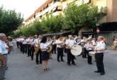 Homenaje al compositor Álvarez Alonso en Martos de la Agrupación Musical Sauces