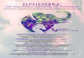Cartel de las actividades de Cartagena Puerto de Culturas durante las fiestas de Carthagineses y Romanos