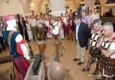 Inauguración de la exposición 'El camino español, una cremallera en la piel de Europa'