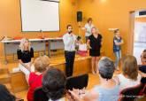 Reunión de la Concejalía de Igualdad con representantes de las Asociaciones de Mujeres de Cartagena y Comarca para presentar la Escuela de Empoderamiento