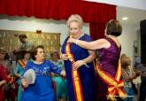 Coronación de la reina del Club de Mayores de Alumbres